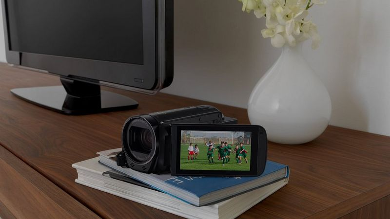 consumer products video cameras